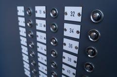 Дверные звонки стоковое изображение