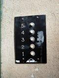 Дверные звоноки Стоковая Фотография