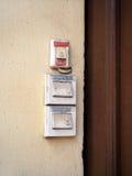Дверные звоноки Стоковые Фото