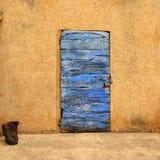 Дверь лаванды Стоковые Фотографии RF
