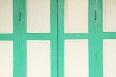 дверь аккордеони стоковые изображения