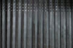 Дверь аккордеони стоковое изображение rf