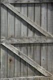 дверь амбара Стоковые Изображения