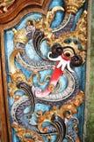Дверь Бали Стоковое фото RF