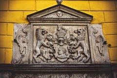 Дверь братства угорь стоковое изображение rf