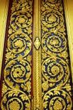 Дверь висков Стоковое Фото