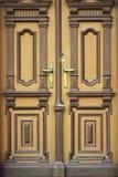 дверь вся Стоковая Фотография RF