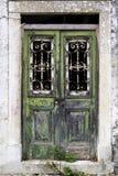 дверь выдержанная Греция corfu Стоковая Фотография RF