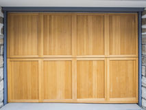 Дверь гаража Стоковые Фотографии RF