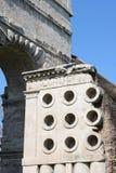 дверь главный rome стоковое фото rf