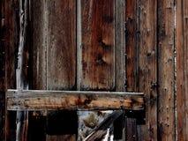 дверь деревянная Стоковые Фото
