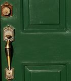 дверь детали Стоковые Фото