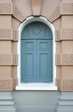 Дверь, европейский стиль Стоковое Изображение RF