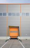 Дверь загрузки стоковое изображение rf