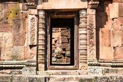 Дверь замка Стоковое Изображение RF