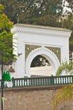 Дверь замока Стоковые Фото