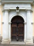 дверь замока стоковая фотография
