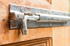 Дверь защелки Стоковые Фото
