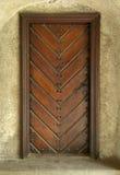дверь здания Стоковая Фотография RF