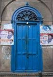 дверь Индия Стоковые Фото