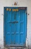 дверь Индия Стоковое Изображение