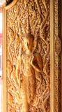 Дверь искусства Будды Стоковое Изображение