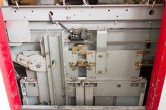 Дверь лифта Стоковая Фотография RF