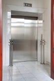 Дверь лифта Стоковые Фото
