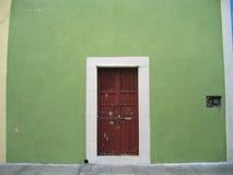 Дверь и окно стоковое изображение rf