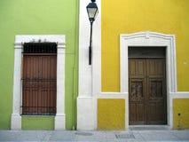 Дверь и окно стоковые изображения rf