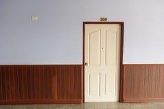 Дверь комнаты Стоковая Фотография RF