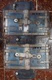 Дверь к печи Стоковая Фотография RF
