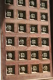 дверь к премудрости Стоковые Фото