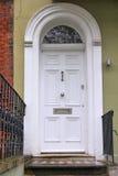 Дверь Лондона Стоковое Изображение