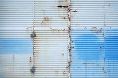 Дверь металла Стоковое фото RF