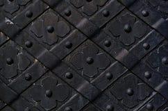 Дверь металла Стоковые Изображения RF
