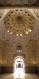 дверь потолка alhambra Стоковая Фотография