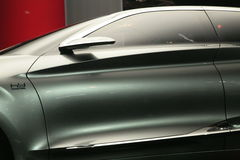 дверь принципиальной схемы citroen автомобиля Стоковое Изображение RF