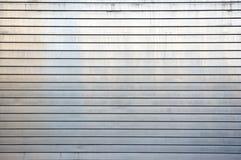 дверь промышленная свертывает вверх Стоковое Изображение RF