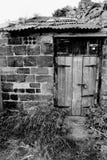Дверь сарая Стоковое Изображение RF