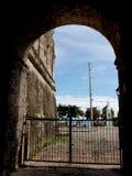 дверь свода Стоковые Фото