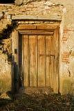 дверь старая стоковая фотография