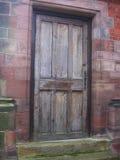 дверь старая Стоковые Фотографии RF