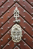 дверь старая Стоковые Изображения
