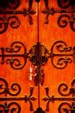 дверь старый shanghai Стоковые Фотографии RF