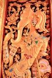 Дверь слона Стоковые Фото