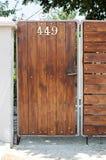 Дверь с 449 Стоковые Изображения