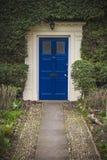 Дверь таунхауса Стоковая Фотография RF