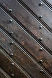 Дверь текстуры Стоковая Фотография