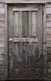 дверь тинная Стоковая Фотография RF